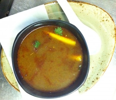 Tom Yum Goong – Lemongrass Soup
