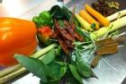 Veggies + Chillies